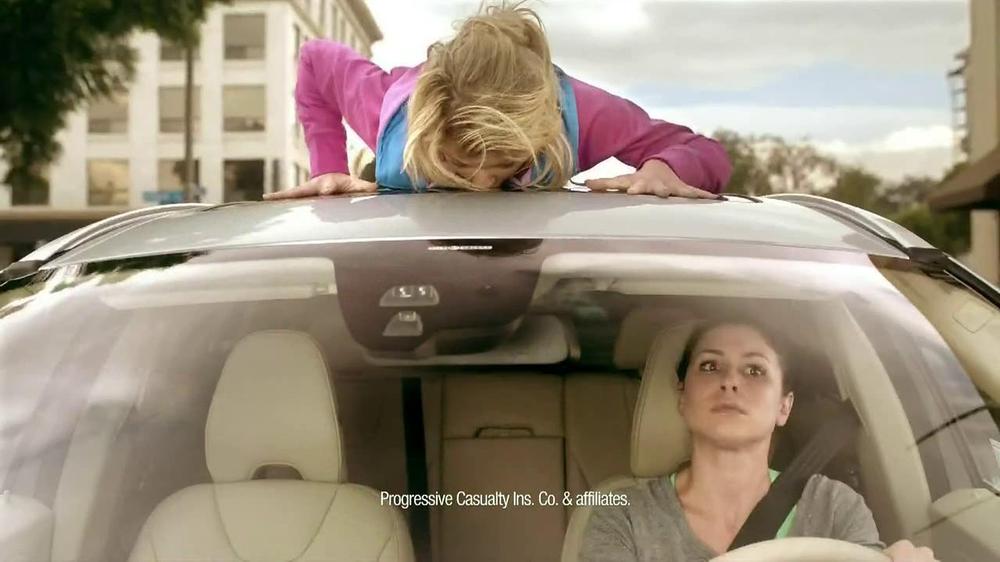 Progressive TV Commercial, 'Yoga Ratesucker'