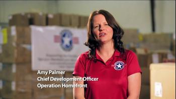 Walmart TV Spot, 'Operation Homefront' - Thumbnail 4