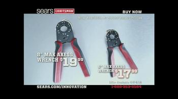 Craftsman Max Access Locking Wrench TV Spot - Thumbnail 9