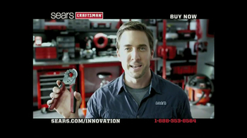 Craftsman Max Access Locking Wrench TV Spot