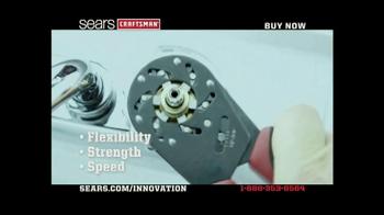 Craftsman Max Access Locking Wrench TV Spot - Thumbnail 3
