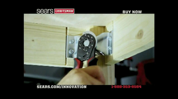 Craftsman Max Access Locking Wrench TV Spot - Thumbnail 5