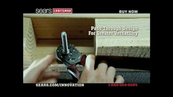 Craftsman Max Access Locking Wrench TV Spot - Thumbnail 7