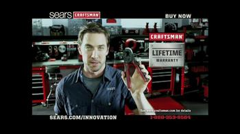 Craftsman Max Access Locking Wrench TV Spot - Thumbnail 8