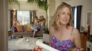 FedEx TV Spot, 'At-Home Vacation' - Thumbnail 9