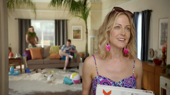 FedEx TV Spot, 'At-Home Vacation' - Thumbnail 5