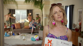 FedEx TV Spot, 'At-Home Vacation' - Thumbnail 7
