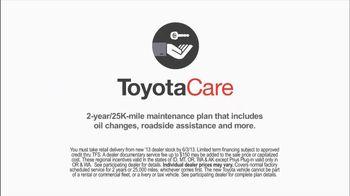 Toyota Time Sales Event TV Spot, 'Hansen Family' - Thumbnail 7