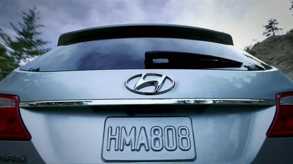 Hyundai Santa Fe TV Commercial, 'Music'