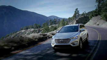 Hyundai Santa Fe TV Spot, 'Music' - Thumbnail 1