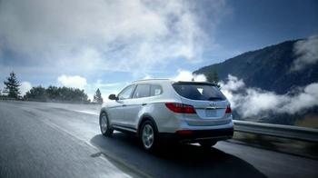 Hyundai Santa Fe TV Spot, 'Music' - Thumbnail 9