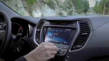 Hyundai Santa Fe TV Spot, 'Music' - Thumbnail 2