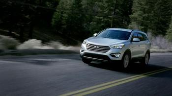 Hyundai Santa Fe TV Spot, 'Music' - Thumbnail 3