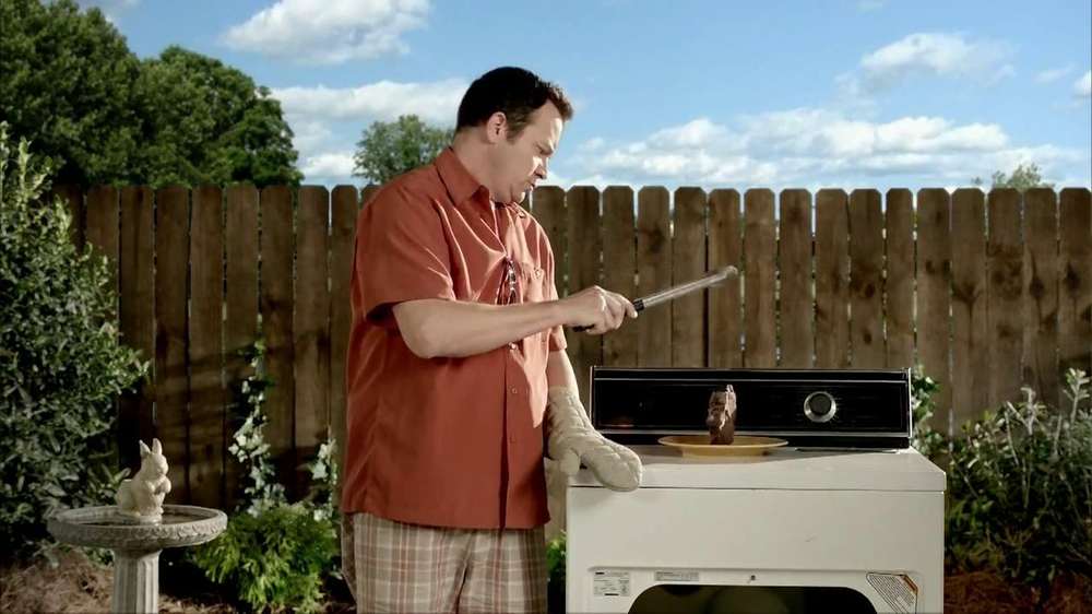 Char-Broil TRU-Infrared TV Commercial, 'Clothes Dryer'