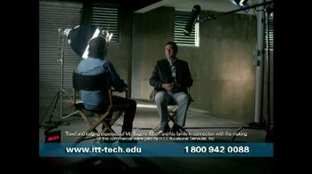 ITT Technical Institute TV Spot, 'Eugene Elbert' - Thumbnail 2