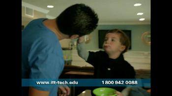 ITT Technical Institute TV Spot, 'Eugene Elbert' - Thumbnail 4