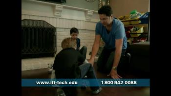 ITT Technical Institute TV Spot, 'Eugene Elbert' - Thumbnail 5