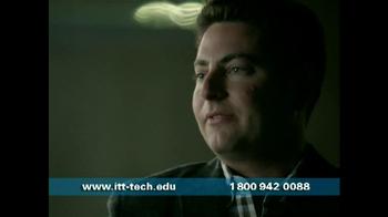 ITT Technical Institute TV Spot, 'Eugene Elbert' - Thumbnail 9