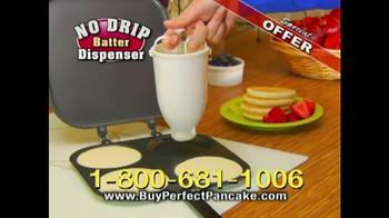 Perfect Pancake TV Spot, 'Flip, Flop' - Thumbnail 10
