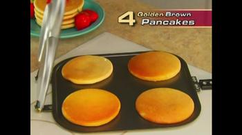 Perfect Pancake TV Spot, 'Flip, Flop' - Thumbnail 3
