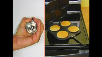 Perfect Pancake TV Spot, 'Flip, Flop' - Thumbnail 5