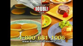 Perfect Pancake TV Spot, 'Flip, Flop' - Thumbnail 9