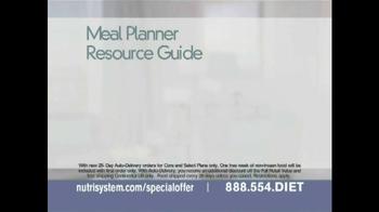 Nutrisystem Meal Planner TV Spot, 'Special Offer' - Thumbnail 9