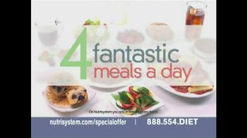 Nutrisystem Meal Planner TV Spot, 'Special Offer' - Thumbnail 6