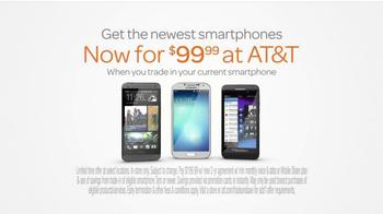 AT&T TV Spot, 'Half-Off Smartphones' - Thumbnail 10