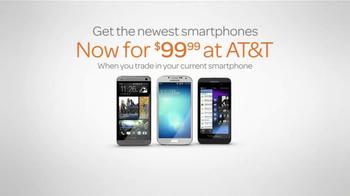 AT&T TV Spot, 'Half-Off Smartphones' - Thumbnail 8