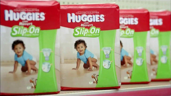 Huggies Slip-On TV Spot, 'Fitting Room' - Thumbnail 1