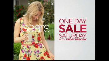 Sears One-Day Sale TV Spot, 'Unbelievable' - 292 commercial airings