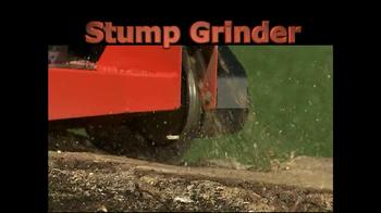 DR Power Equipment Stump Grinder TV Spot - Thumbnail 2