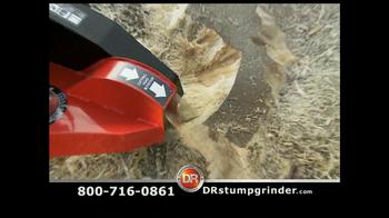 DR Power Equipment Stump Grinder TV Spot - Thumbnail 4