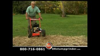 DR Power Equipment Stump Grinder TV Spot - Thumbnail 6