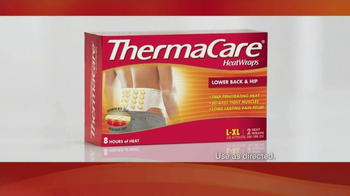ThermaCare HeatWraps Lower Back and Hip TV Spot - Thumbnail 3