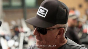 Victory Motorcycles TV Spot, 'The Victory Challenge' - Thumbnail 5