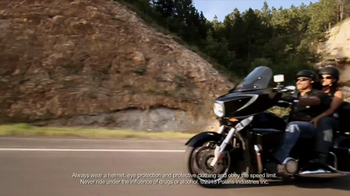 Victory Motorcycles TV Spot, 'The Victory Challenge' - Thumbnail 7