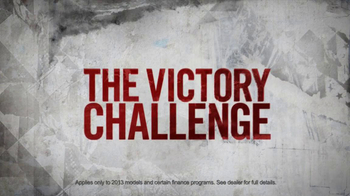 Victory Motorcycles TV Spot, 'The Victory Challenge' - Thumbnail 9