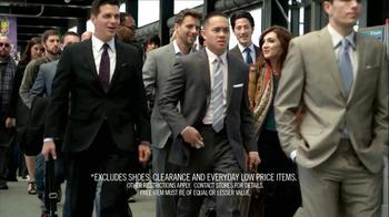 Men's Wearhouse TV Spot, 'Blue Suits and Gray Suits' - Thumbnail 5