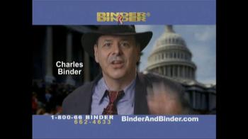 Binder and Binder TV Spot, 'Respect'