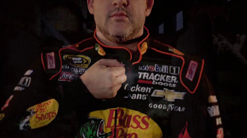 Bass Pro Shops TV Spot, 'Right Equiptment' Featuring Tony Stewart - Thumbnail 3