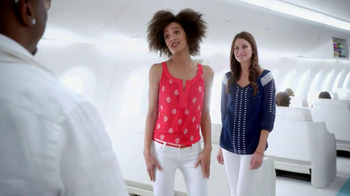 Old Navy TV Spot, 'In-Flight Entertainment' Featuring Boyz II Men - Thumbnail 9