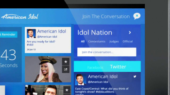 American Idol App TV Spot - 4 commercial airings