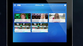 American Idol App TV Spot - Thumbnail 6
