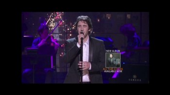 Josh Groban Live in the Round Tour TV Spot - Thumbnail 6
