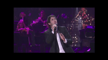 Josh Groban Live in the Round Tour TV Spot