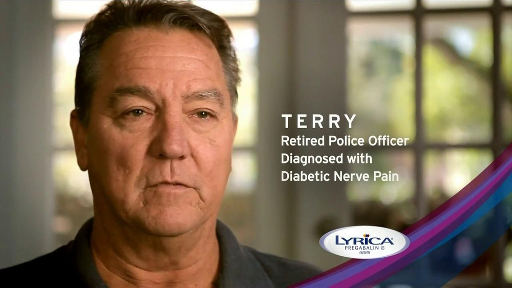 Lyrica Tv Commercial Terry Ispot Tv