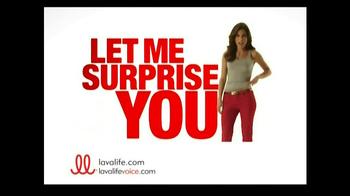 Lavalife TV Spot, 'Let Me Surprise You' - Thumbnail 2