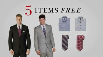 JoS. A. Bank Instant Wardrobe Sale TV Spot - Thumbnail 9